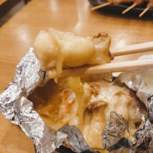 伊勢佐木の焼き鳥屋さん『七星』✨ホイル焼きを作ったーー???はいはいはいはいーはーい!!食べまーーす!!