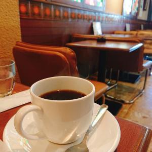 横浜橋通商店街の憩いの場♪喫茶店『えどや』さんでモーニングをいただきます