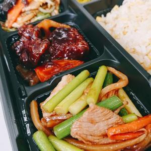 メイン三種の中華料理『大陸食堂』横浜桜通りテイクアウトお弁当
