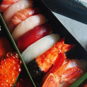 横浜そごう『すし魚寿』お持ち帰り寿司♪