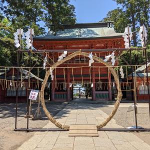 鹿島神宮とあじさいの杜、6月の茨城県の超おすすめスポット