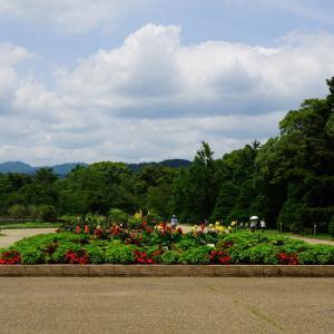 京都府立植物園で、花を堪能!