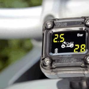 【エアモニ】に代わるバイクのタイヤ空気圧チェッカーが安い!