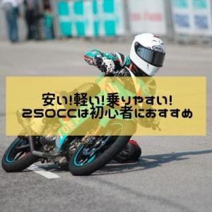 【2020年版】バイク初心者にもおすすめの250cc!車検無しのメリットは大きい
