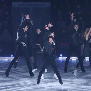 テレ東「フィギュアスケート ICE EXPLOSION 2020」ラストフェニックス動画