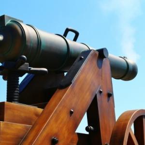 過去記事のご紹介「前代未聞の〇〇砲」