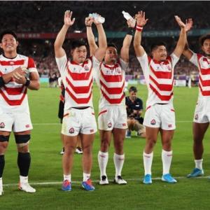 ラグビーW杯 決勝トーナメントの組み合わせ決定 日本の各国への過去の対戦成績は?