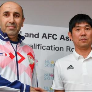 サッカー日本代表 タジキスタン戦の採点・寸評