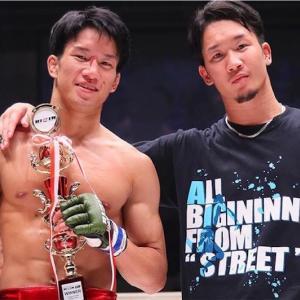 朝倉海 VS 那須川天心 キックと総合の混合ルールで対戦か!?