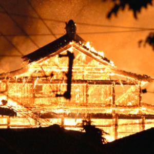 沖縄 那覇の首里城で大火災 放火の疑いもあり 世界遺産の登録は抹消されてしまうのか?