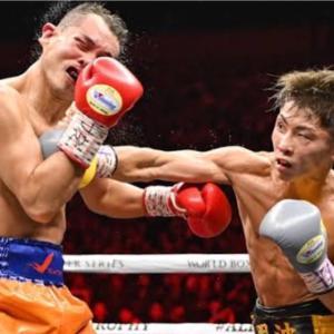 井上尚弥、ドネア戦で顔面二ヶ所骨折 2ラウンド目のフックによく耐えた