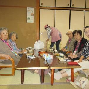 今日は浮島地区グレ合い昼食会に参加してきました