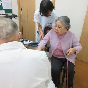 高木内科の往診日