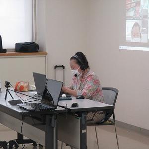 今日は公益社団法人認知症の人と家族の会・静岡県支部の世話人会