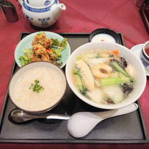 中華料理屋さんのスープ麺