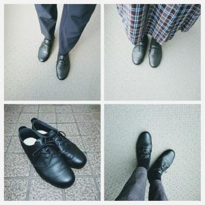 クエスト神戸の靴