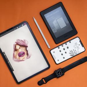 電子書籍リーダーを Kindle から iPad へ戻しました