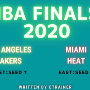 NBA観戦レポートその91:NBA Finals2020      ロサンゼルス・レイカーズ×マイアミ・ヒート(シリーズレビュー)