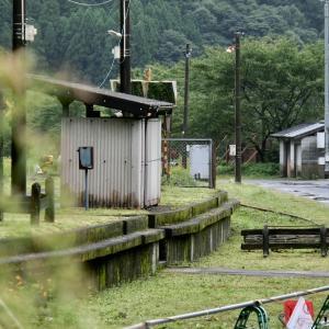 日田彦山線 災害運休区間(添田~夜明)の現状 Part1 宝珠山・大行司
