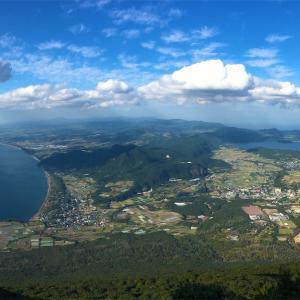 日本一海に近い百名山・開聞岳を攻略する