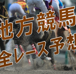 2020/12/04(金) 地方競馬 予想 船橋 笠松 園田 佐賀 ※全部無料