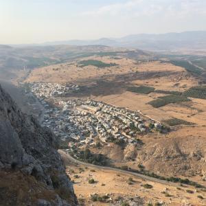 【旅行】イスラエルの山々/アルベル山/カルネイヘッツィーム/留学生日記
