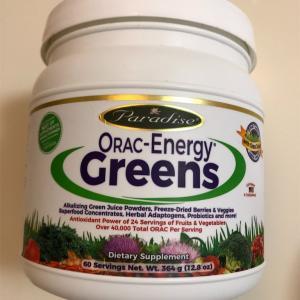 【iHerb】私の定番朝ごはん。パラダイスハーブのエナジーグリーン【ORAC-Energy Greens】