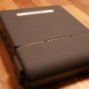 保護中: 【RAVPower RP-PB055レビュー】もう充電には困らない?30000mAhの大容量モバイルバッテリー