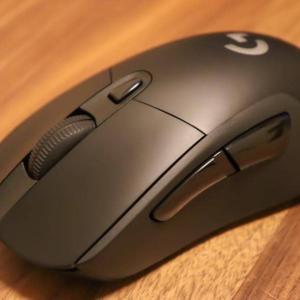 【遅延徹底計測】Logicool G703hをレビュー|コスパ最強の高精度ワイヤレスゲーミングマウス
