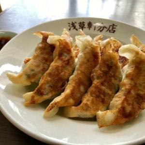 【浅草軒分店】中華そばの名店は餃子も絶品!飾らない美味さの浜松餃子!