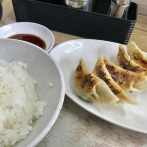 【さいとうラーメン店】ずっしり厚めの皮とニンニクが効いた浜松餃子!