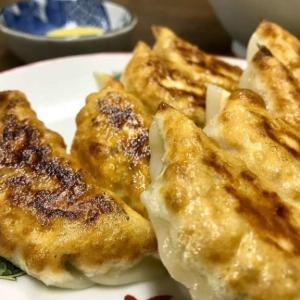 【ラーメンいずみ】カリッと香ばしい浜松餃子はニンニクが効いていてご飯が進む!