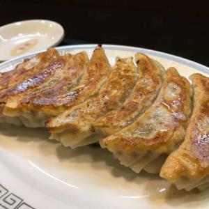 【北留】曳馬駅すぐ!肉の旨味がギュッと詰まった浜松餃子が美味しい町中華!