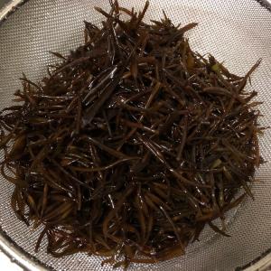 【韓国食材】ひじき(톳)〜コリコリの歯ごたえが楽しい海藻〜