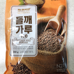 【韓国食材】いろんな料理に使いやすいエゴマ(들깨)