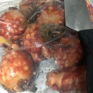 【韓国食材】ホヤ(멍게)がやって来た〜韓国では定番のお刺身です〜