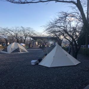 予約不要・無料・通年のキャンプ場。岐阜にある大津谷公園キャンプ場でキャンプしてきました。