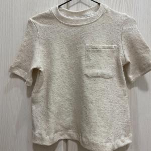 製図したTシャツを縫ってみた!(動画あり)