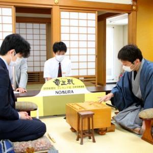 藤井七段、竜王戦決勝トーナメント進出