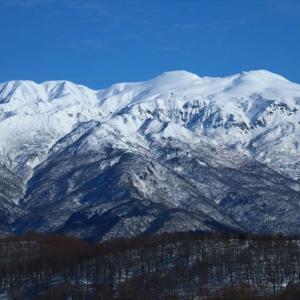 加越国境 鉢伏山 1,549m