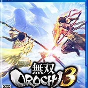 『無双OROCHI3』全キャラクターのレベルを100にしたい #60