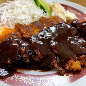 メニューが味を語る@岐阜県大垣市「お食事処とんかつ三楽」