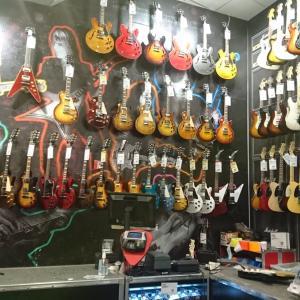 米最大手の楽器店Guitar Centerが経営破綻