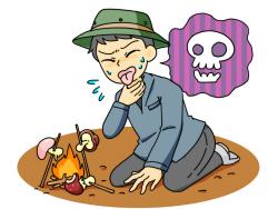 毒キノコによる食中毒の時期|きのこ狩りやハイキングなど秋の行楽シーズンは特に注意!