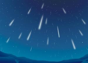 流星群とは何か教えて! 真夏の夜空の天体ショー「ペルセウス座流星群」