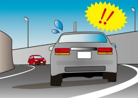 高速道路での事故原因とは ルールやマナーを守らないと事故にやトラブルの原因に!
