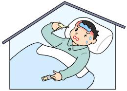 自宅療養の過ごし方とは|新型コロナに感染した場合の家族の注意点