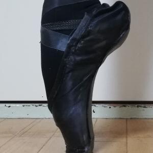脚の甲と引き上げのパターン