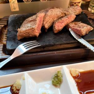 【ステーキ】やっぱりステーキ