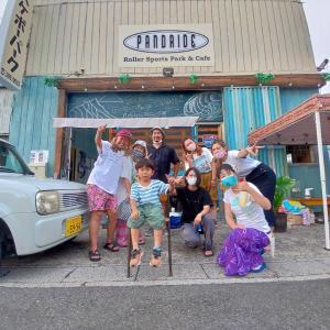 笑顔いっぱいHau'oil market♡